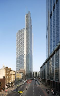Heron Tower, London