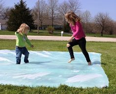 We Made That: Water Blob