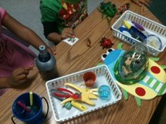Ladybug Activities and Song by Crystal from Kreative in Kinder at PreK + K Sharing