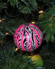 Duct Tape Ornament.