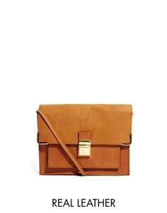 ASOS Leather Vintage