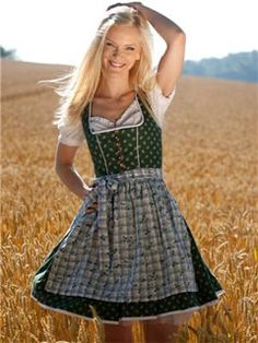 Thinking my next project will be making a dirndl for May Day; always wanted to perfect my sewing machine skills! Might as well try!