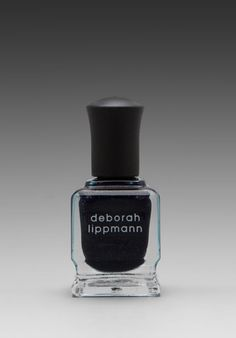 DEBORAH LIPPMANN Nail Lacquer in I Fought The Law - New