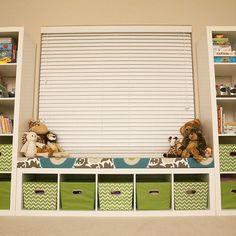 Kid Toy Storage