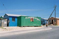 Simon Weller Photography: Judgement Day Hair  Salon, Khayelitsha,  Cape Town