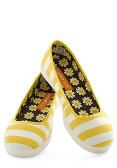 Casual and Effect Flat, #ModCloth