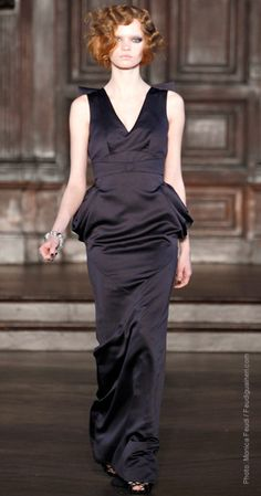 Love this hair!   Fall 2012 Trend Reports