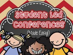 Student Led Conferences Giveaway! ! Enter for your chance to win 1 of 3.  Student Led Conferences (46 pages) from Fabulous in 4th! on TeachersNotebook.com (Ends on on 10-24-2014)  3 people will win a free copy of this great tool for student led conferences! It includes EVERYTHING you could ever need to incorporate student led conferences in your classroom!
