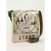 Messenger Bag Scout - 95% post consumer recycled material. #ecofriendly #gogreen