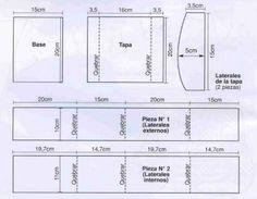 mol de de cofre pasos en http://www.mimundomanual.com/2012/01/como-hacer-un-cofre-de-carton.html