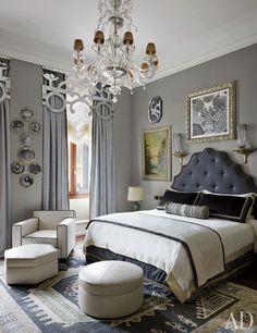 The Peggy Guggenheim suite at the Gritti Palace in Venice.