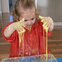 List of Sensory Play Activities