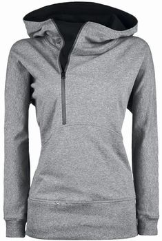 Super cute grey zip-up hoodie for fall woman fashion, cloth, style, side zip, fashion blogs, grey, zipper, closet, hoodi