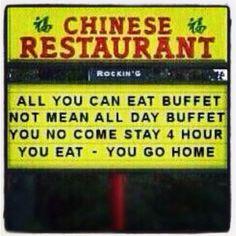 BAHAHAHAHAHA! Funniest sign EVER!!!