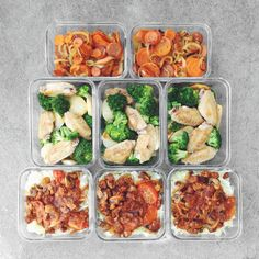 Eating Clean on the Go Meal Prep