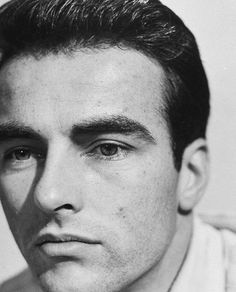 Montgomery Clift photographed by Bob Landry, 1948