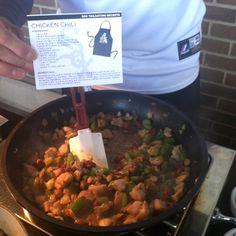 @Chicago White Sox Chicken Chili