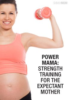 Want to stay fit while pregnant?  Check out this article.