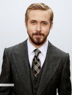 Mr. Gosling for GQ