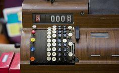 Older Cash Register