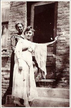 vintag photographi, crib, arizona