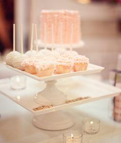 pretty desserts via Rue