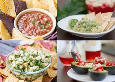 10 salsa and guacamole recipes for Cinco de Mayo