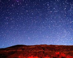7 places for top-notch stargazing #astronomy #travel #stars #space