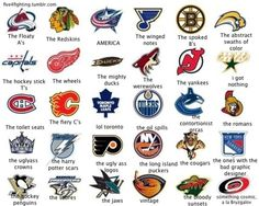 lol toronto & the ones with the bad graphic designer