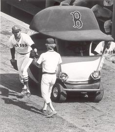 Photos: Fenway Park in the 1970s