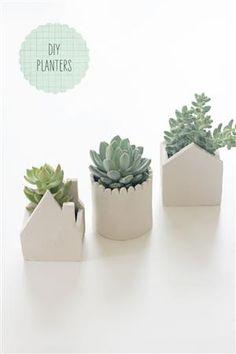diy planter, craft, oven bake clay ideas, babi babi, babi boy