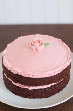Old-Fashioned Tomboy Cake