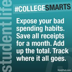 You will be shocked at what you find! - College Smarts