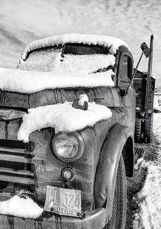 Old Truck Front...
