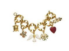 Maggy Rouff Charm Bracelet  -- France, 1936