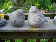 Shoply.com -Concrete Birds Morning Dove Pair. Only $16.95
