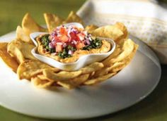 Want something different for your next party? How about some Hummus Chimichurri Sauce? Here's another great recipe from The Catering Company!
