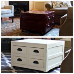 How-to paint furniture