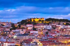 Weekender: Lisbon, Portugal, in 48 hours http://bit.ly/HglLlM | via TNT Magazine @tntmagazine #portugal #travel #lisboa | Lisbon hotel booked? Flights to Portugal, check? Then you need our essential 48-hour guide to sighseeing in Lisbon, making sure you see all the best sights - from the Baixa and Belem Tower, to surfing in Ribeira d'ILhas or enjoying the nightlife.