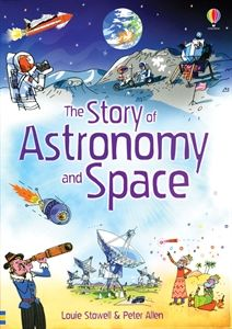 $10.99 Story of Astronomy and Space - great for age 8 and up