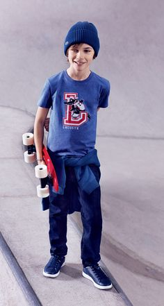 #Lacoste for #kids
