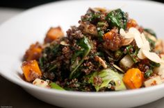 FIG's Signature Quinoa Salad with Orange Blossom Vinaigrette, Wholeliving.com