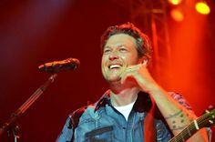 Blake Shelton, Cheyenne WY, July 2012