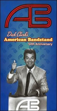 American Bandstand rip Dick Clark....love that the records had a good beat and you could dance to it.
