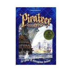 Pirateer pirate game