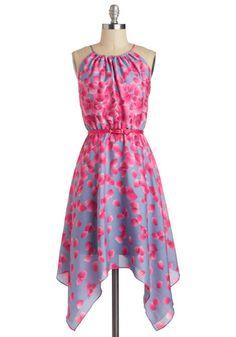 Refash neckline inspiration Showered in Sakura Dress, #ModCloth