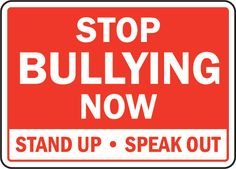 Blog post: Simply Put, Bullying Must Be Stopped