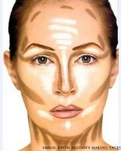How to Contour Your Face.. May have this Twice!! LoL