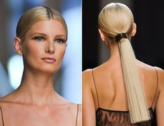 The Best Beauty Looks from New York Fashion Week: Spring 2014 - Jason Wu