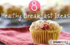 Bored with Your Healthy #Breakfast? Fall back in love with your morning meal with these quick & nutritious bites! | via @SparkPeople #eatbetter #nutrition #recipe #food